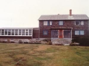 Malvinas House Hotel in 1988