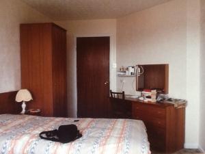 Bedroom at Malvina House Hotel, 1988