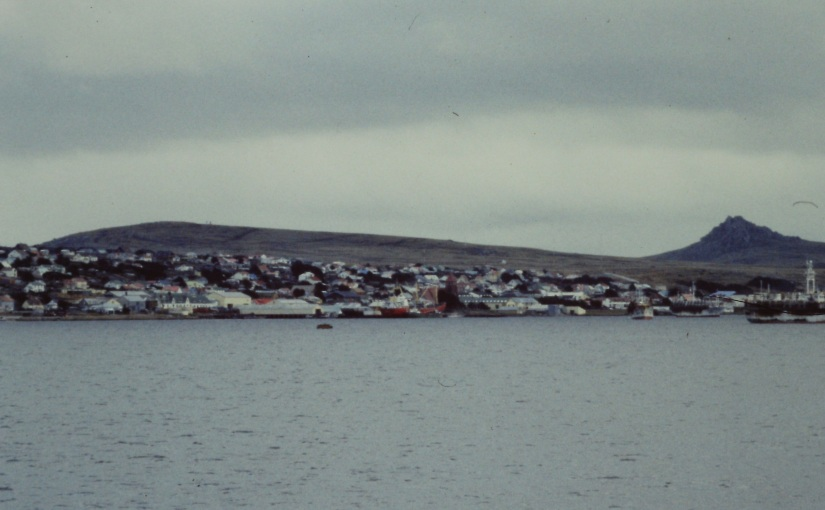 12. Ashore