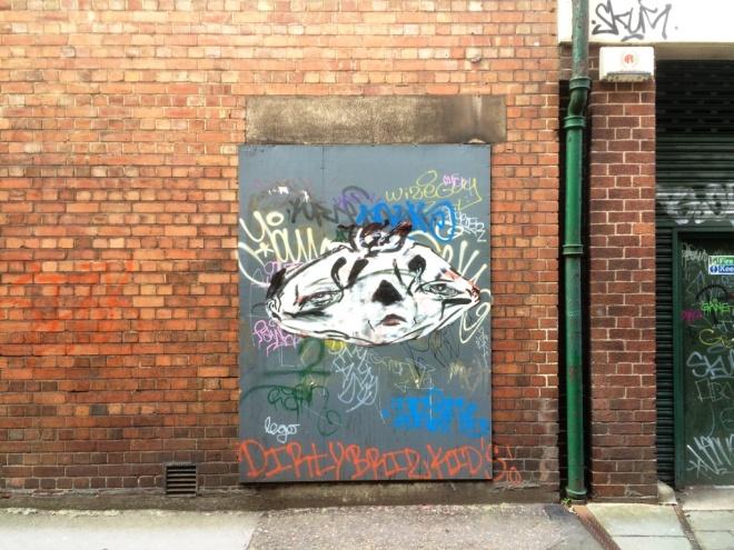 IM? Trenchard Street, Bristol, July 2015