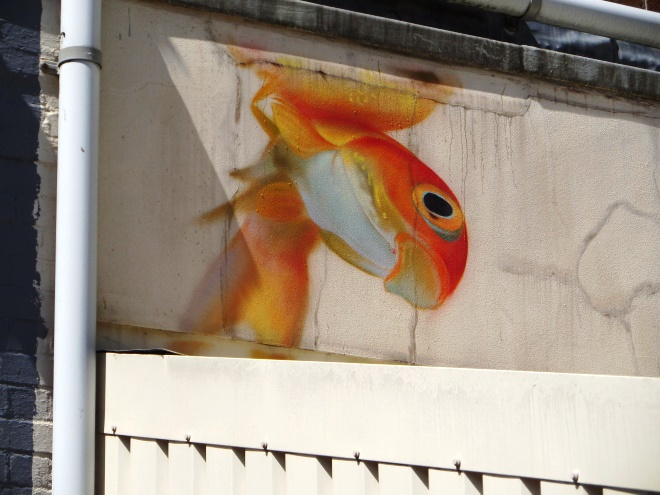 Unknown artist, Hotwell Road, Bristol, August 2015