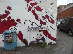 Panda, Hillgrove Street