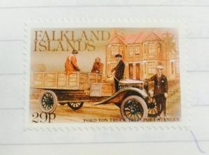 Falkland Island 1988 29p stamp