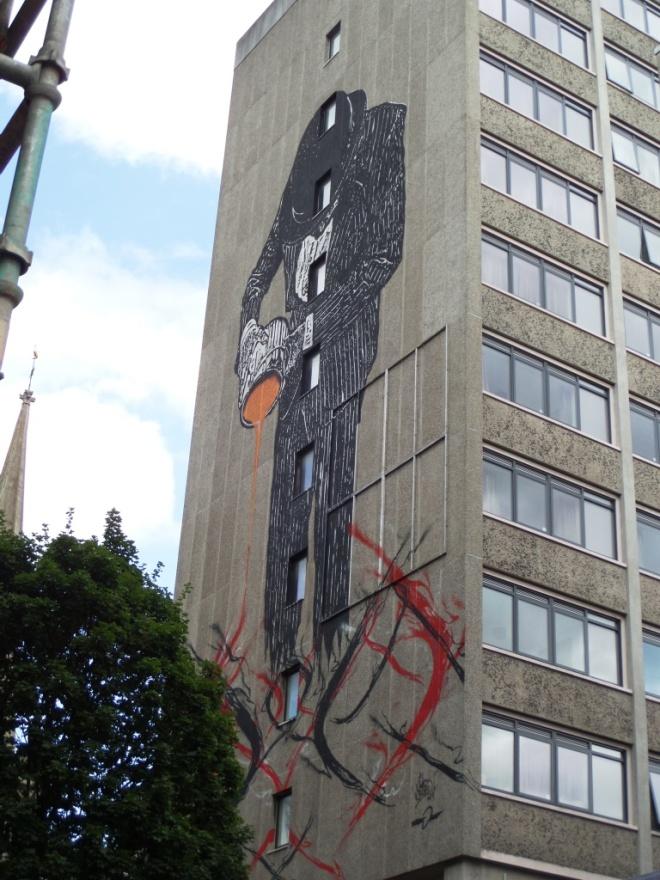 Nick Walker, Quay Street, Bristol, September 2015