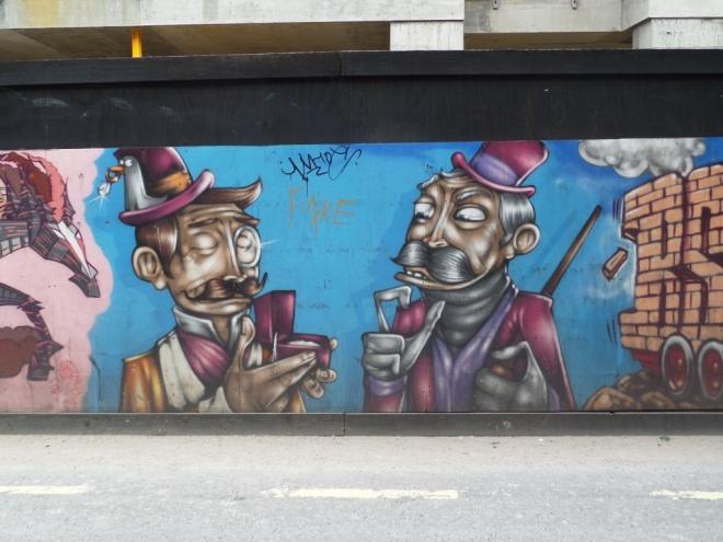 Sepr, Nelson Street, Bristol, October 2015
