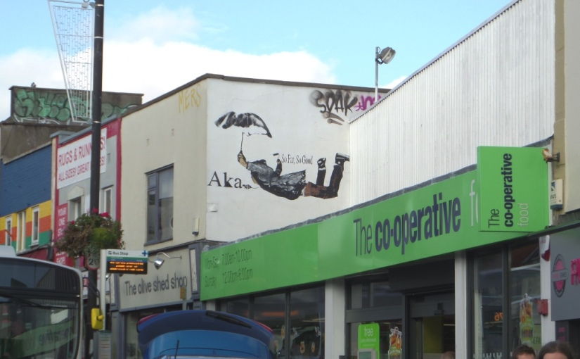 55. Gloucester Road, Co-operative