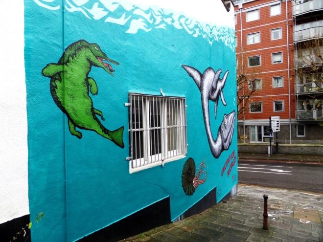 Alex Lucas, Park Row, Bristol, November 2015