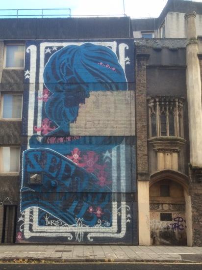 Inkie, Nelson Street, Bristol