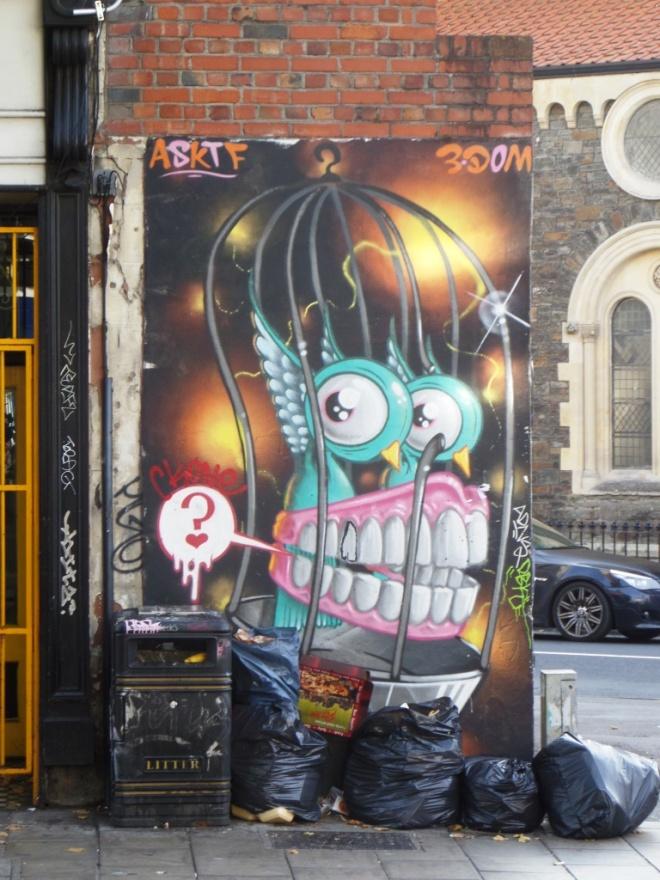 3Dom, Stikes Croft, Bristol, September 2015