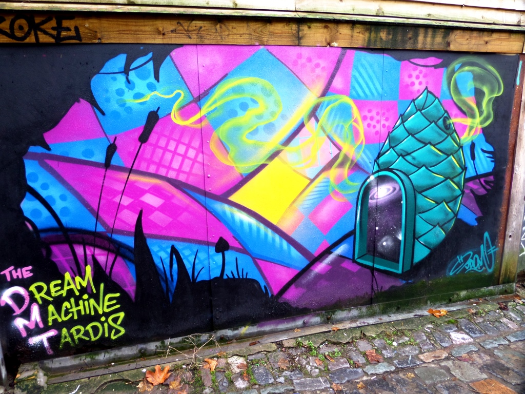 3Dom, Picton Lane, Bristol, November 2015