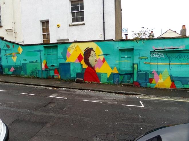 Ryan Kai, Richmond Road, Bristol, November 2015