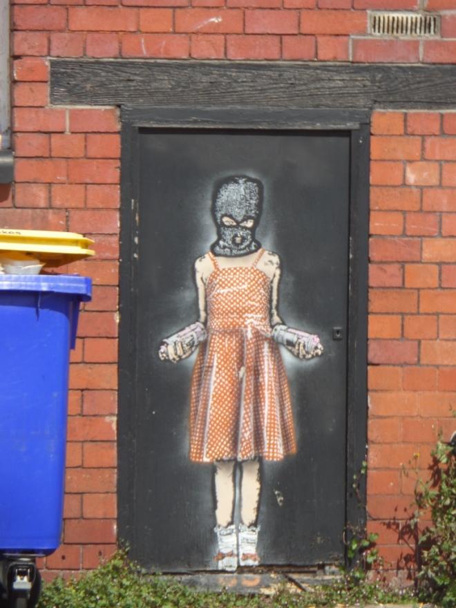 Nick Walker, Anchor Road, Bristol, April 2015