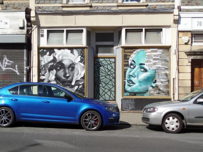 N4T4, North Street, Bristol, September 2015