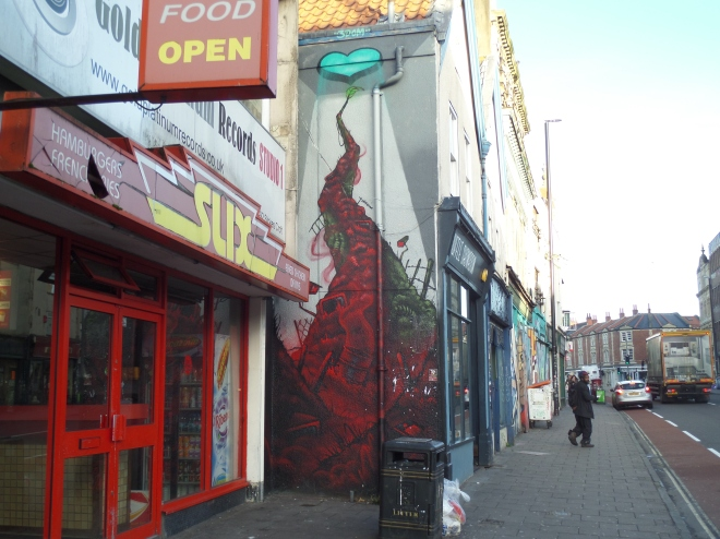 3Dom, Stokes Croft, Bristol