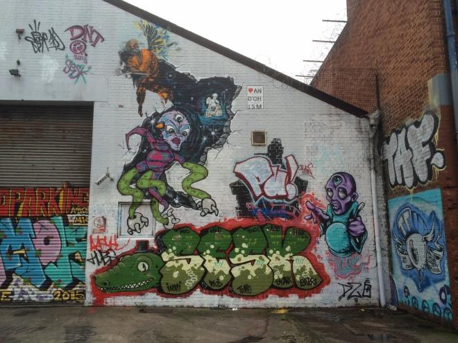 Sesk, Moon Street, Bristol
