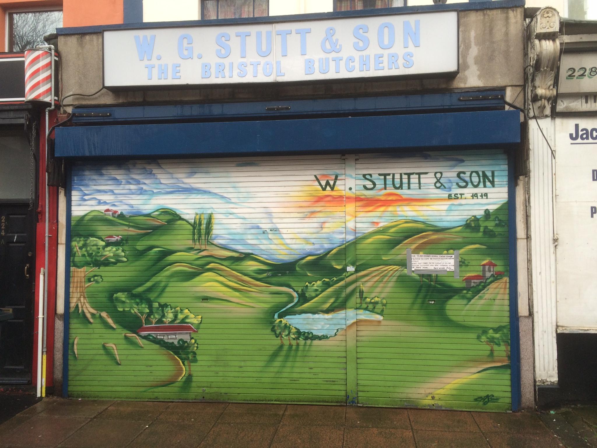 Zase, Gloucester Road, Bristol