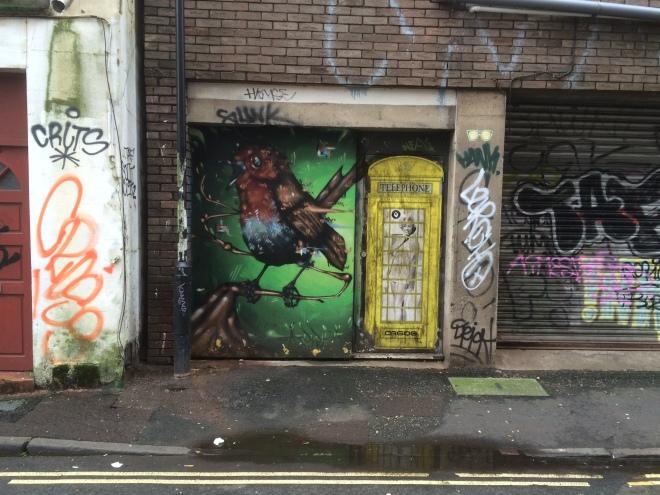 Aspire, Charles Street, Bristol