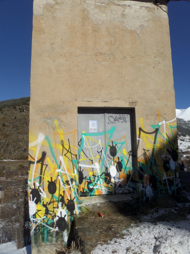 Unknown artist, Soldeu, Andorra, February 2016