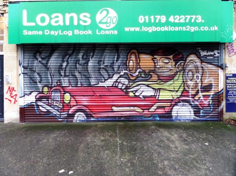 132. Cheltenham Road, Loans 2go