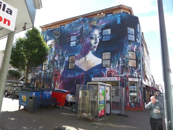 Dan Kitchener, Church Road, Bristol, September 2015