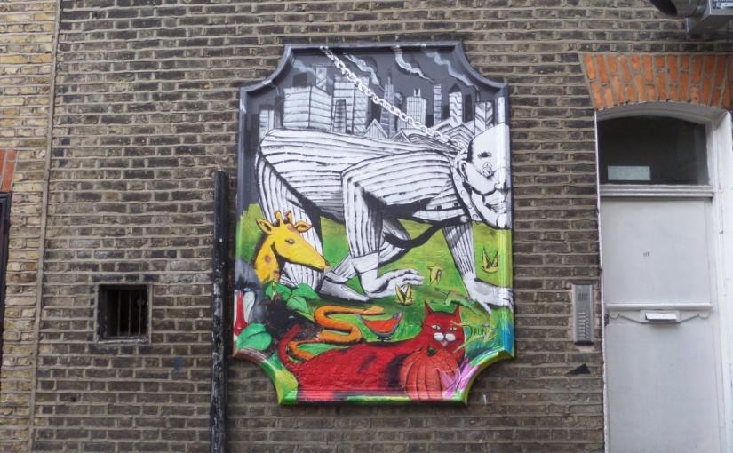 86. Clapton Passage, Hackney,London