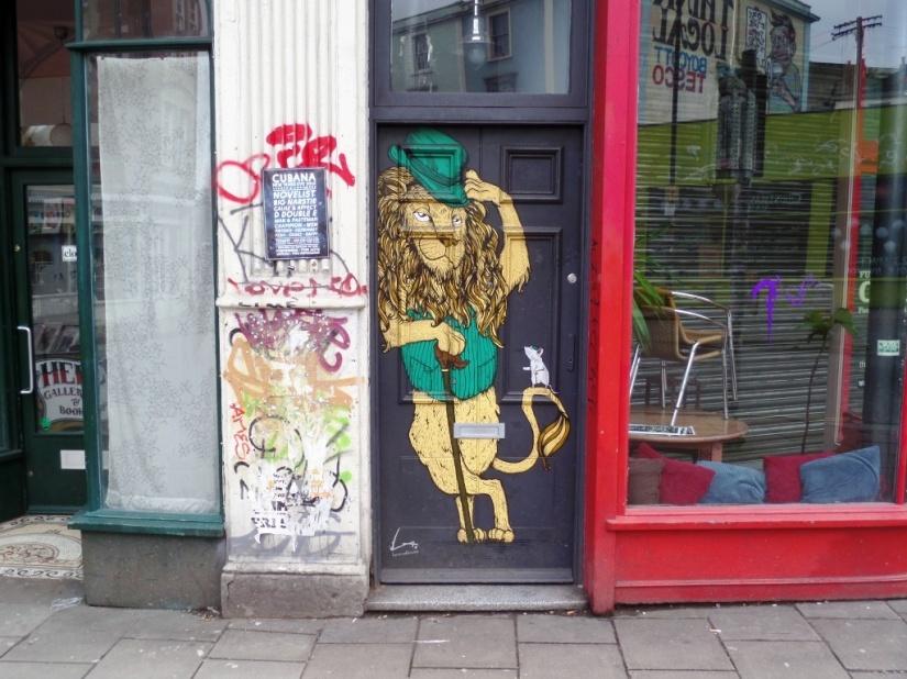 160. Stokes Croft, The ArtHouse