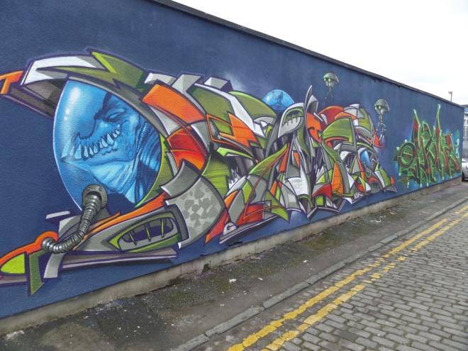 Deamze, Midland Street, Bristol, March 2016