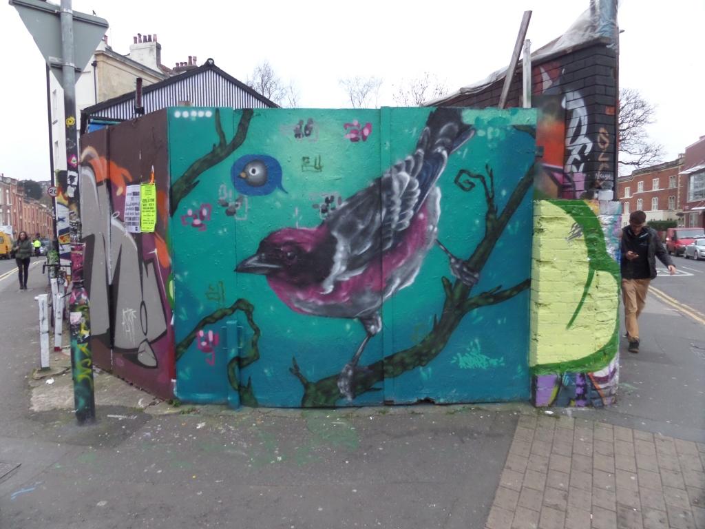 Aspire, Ashley Road, Bristol, March 2016