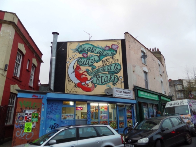 Alex Lucas, Picton Street, Bristol, March 2106