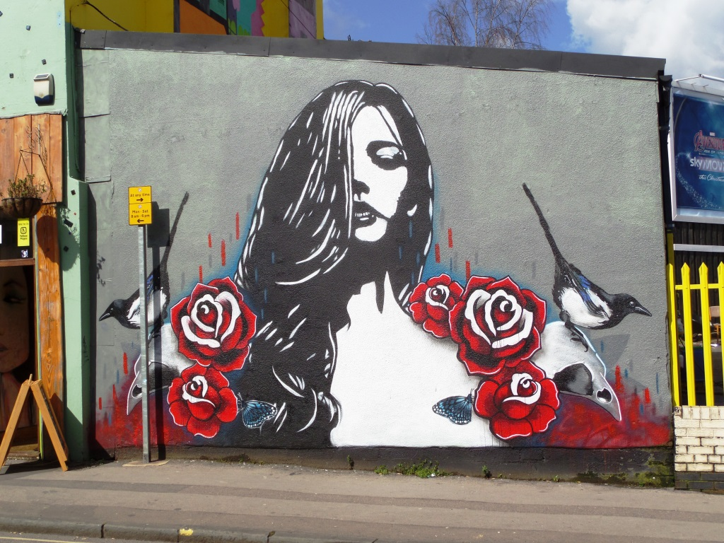 Gemma Compton, West Street, Bristol, April 2016
