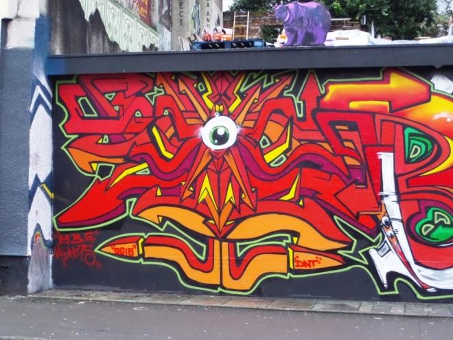 DNT, Jamaica Street, Bristol, January 2016