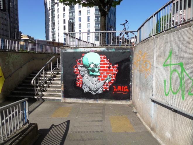 Laic217, The Bearpit, Bristol, May 2016