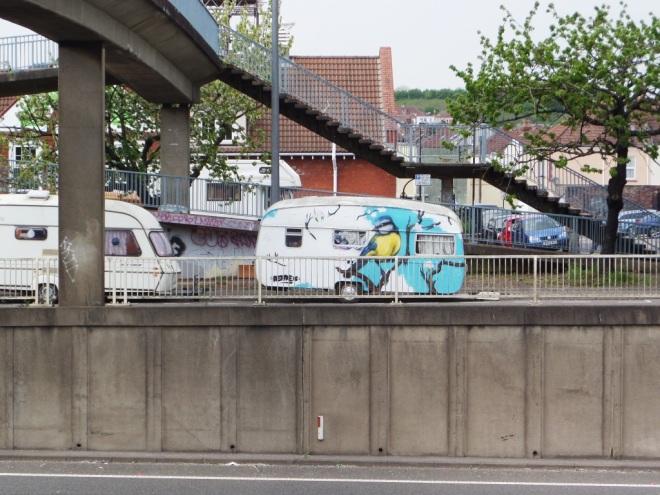 Aspire, Caravan M32, Bristol, May 2016