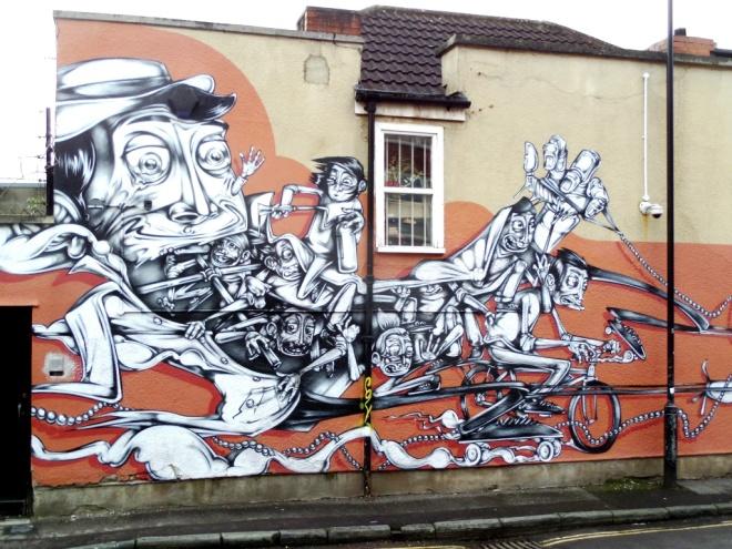 Sepr, Dalton Square, Bristol, April 2016