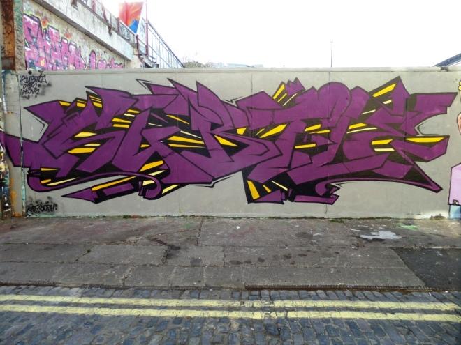 Subtle, Moon Street, Bristol, April 2016