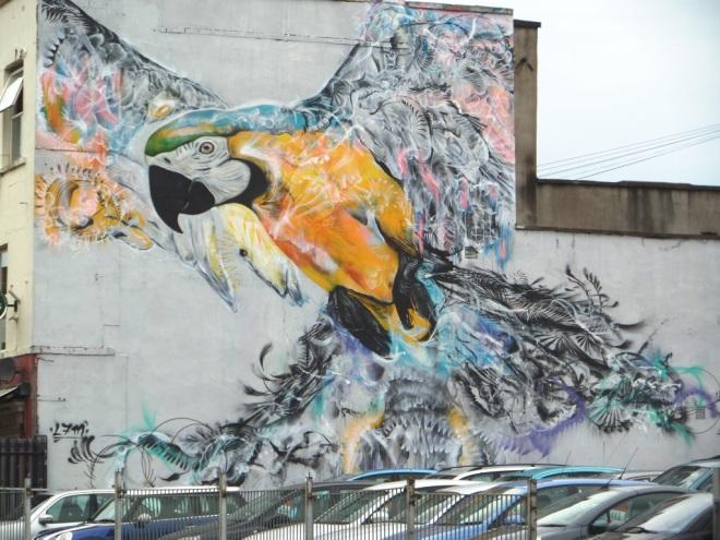 Luis Seven Martins (L7M), North Street, Bristol, May 2016