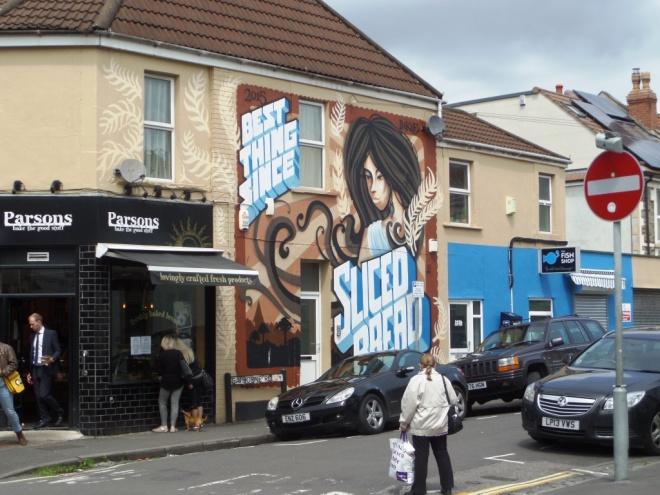 Inkie, Gathorne Road, Bristol, June 2016