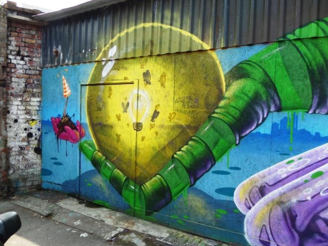 3Dom, John Street, Bristol, May 2016