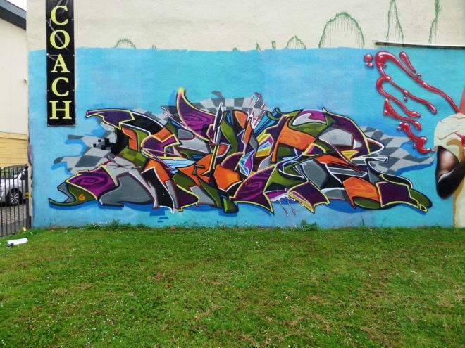 Deamze, Lawfords Gate, Bristol, June 2016