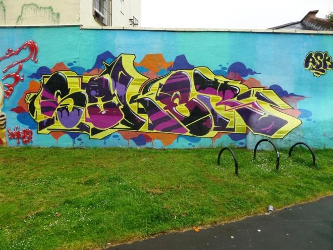 Soker, Lawfords Gate, Bristol, June 2016