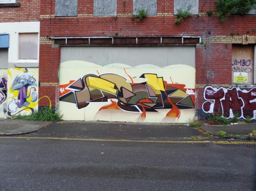 Epok, Unity Street, Bristol, June 2016