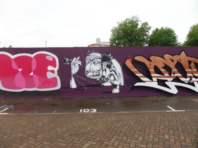 Sepr, Old Bread Street, Bristol, June 2016