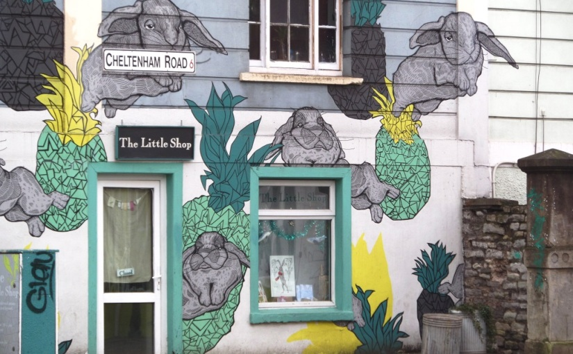 288. Cheltenham Road, the Little Shop
