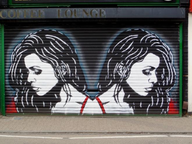 Copyright, North Street, Bristol, May 2016