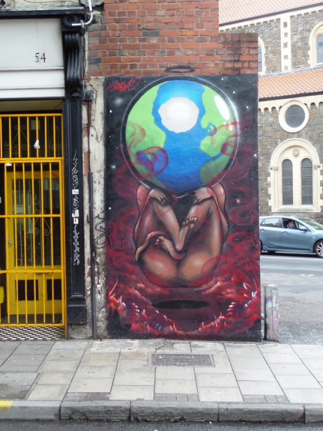 3Dom, Stokes Croft, Bristol, June 2016