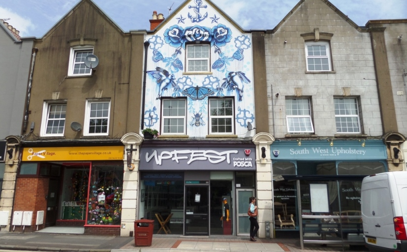 Gemma Compton, North Street, Bristol, June 2016