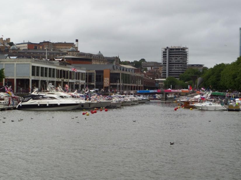 Bristol Harbour Festival 2016, haiku