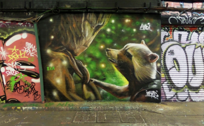 315. Leake Street tunnel, London(1)
