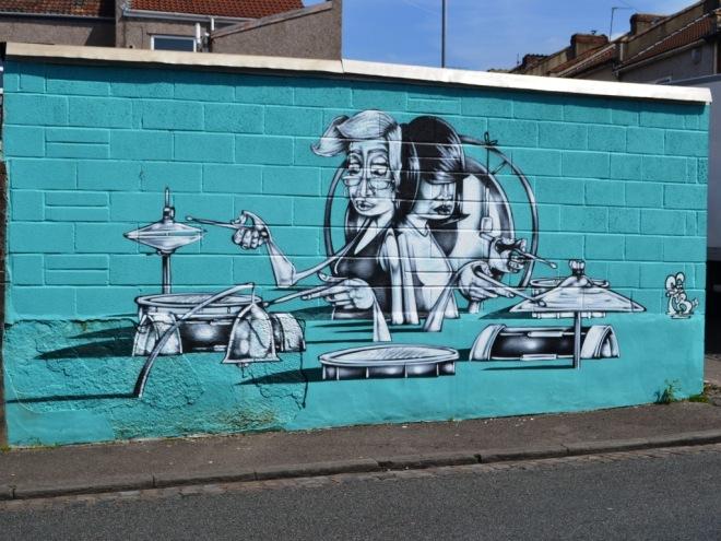 Sepr, Devon Road, Bristol, May 2016