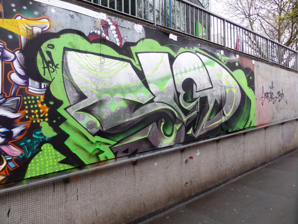 Sled One, The Bearpit, Bristol, April 2016